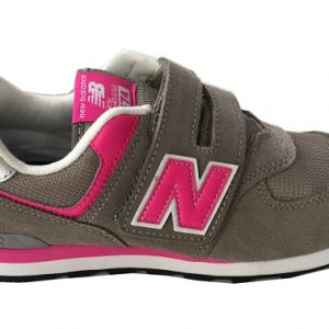 New Balance Classic 574 Kinder Sneaker Grey Pink