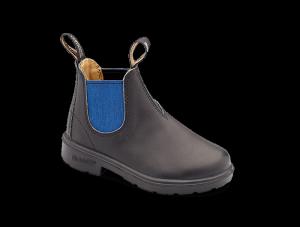Blundstone Chelsea Boot Kinder Blau
