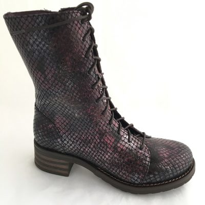 Brako Tay Biker Boot Bordeaux
