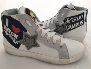 Meline High Top Sneaker Galxy