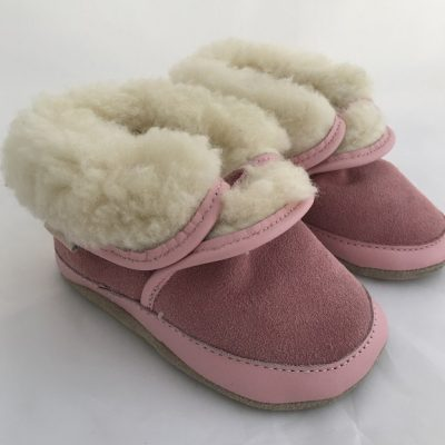Robeez Cosy Wool Rose