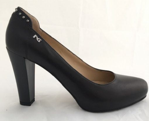 Nero G Damen Pumps mit Nieten