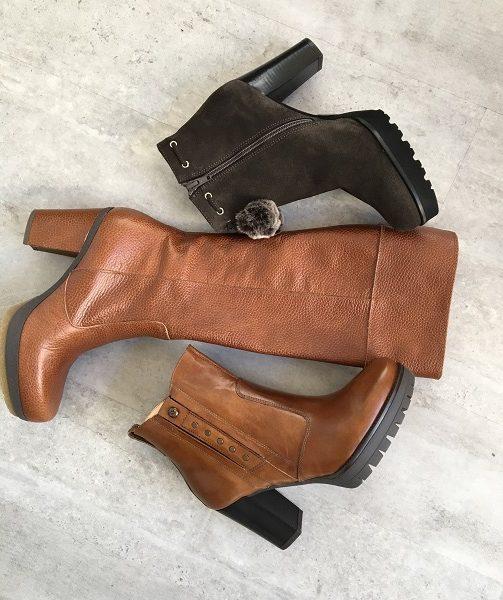 Braun Schuh Trend HW18