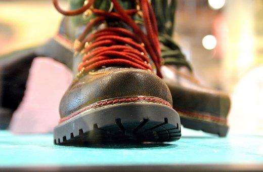 Wanderschuhe – der neue Schuhtrend