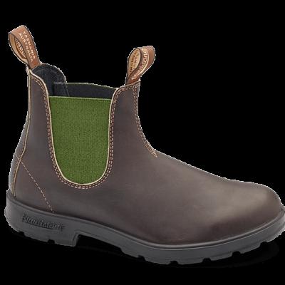 Blundstone Chelsea Boots Unisex olivgrün