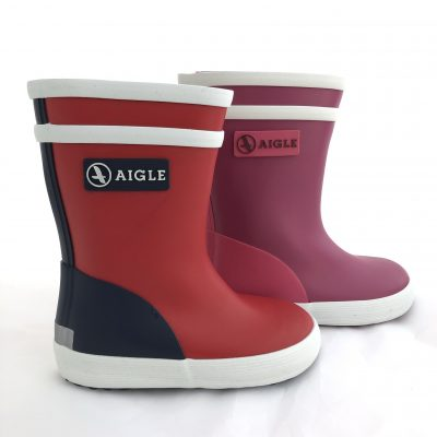 Aigle Baby Flac Colour