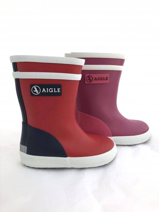 Aigle Baby Flac Colour