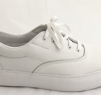 Keds Damen Sneaker Rise Weiß