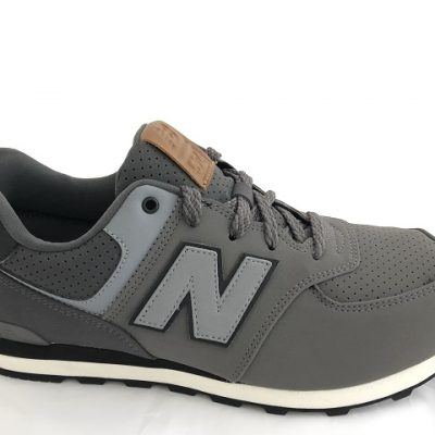 New Balance Kinder Sneaker 574 Grau