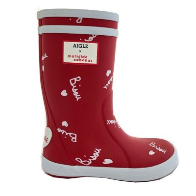 Aigle Kindergummistiefel Mathi Lolly